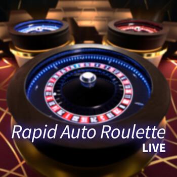 Rapid Auto Roulette by NetEnt