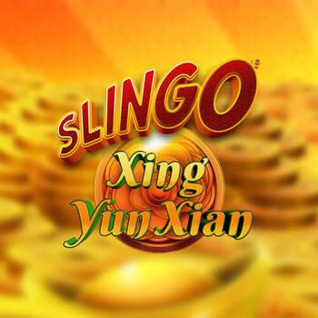 Slingo Xing Yun Xian (Lucky Lines)