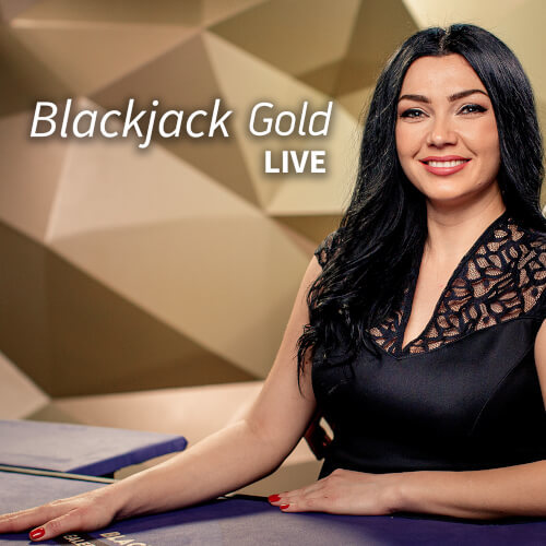 Blackjack Black Gold by NetEnt