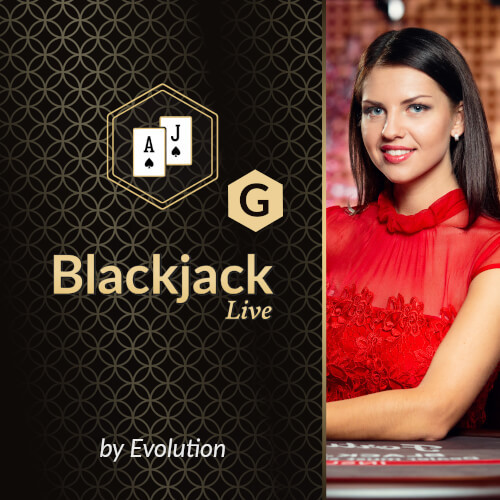 Blackjack G by Evolution