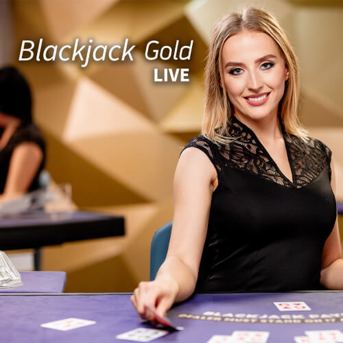 Blackjack Gold by NetEnt