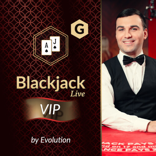 Blackjack VIP G by Evolution