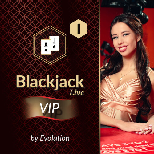 Blackjack VIP I by Evolution
