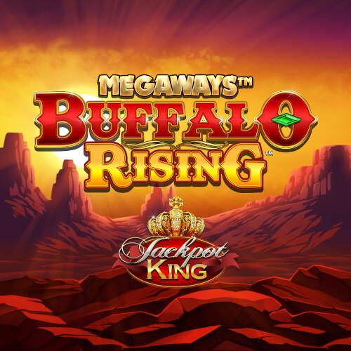 Buffalo Rising Megaways JPK