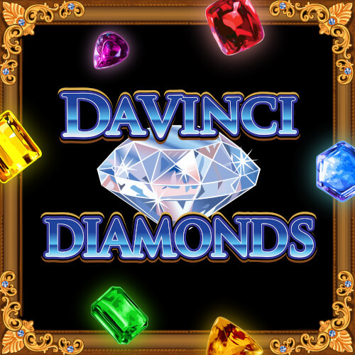 Play Da Vinci Diamonds Slot Game Online At Ice36 Casino