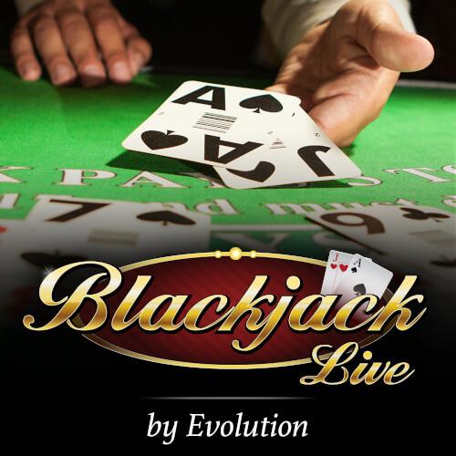 BlackJack by Evolution