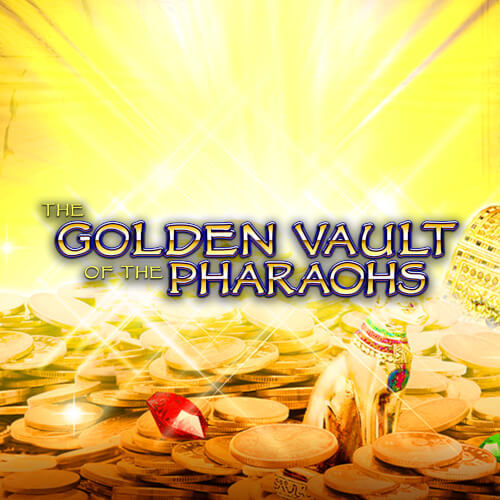 Golden Vault of the Pharaohs Power Bet