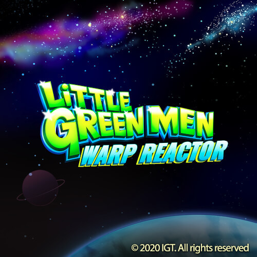 Scratch Little Green Men Warp Reactor
