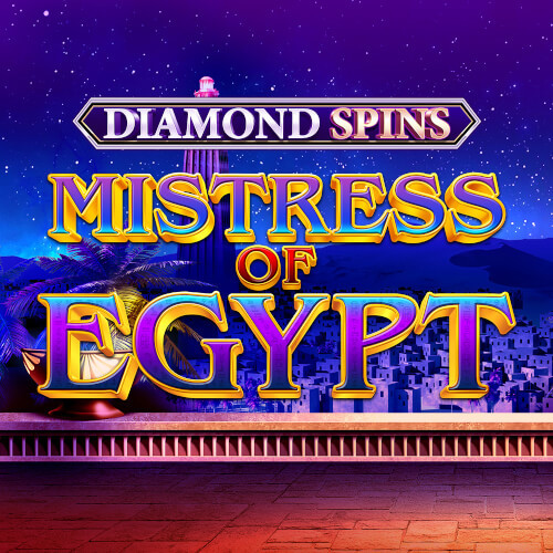Mistress Of Egypt Diamond spins
