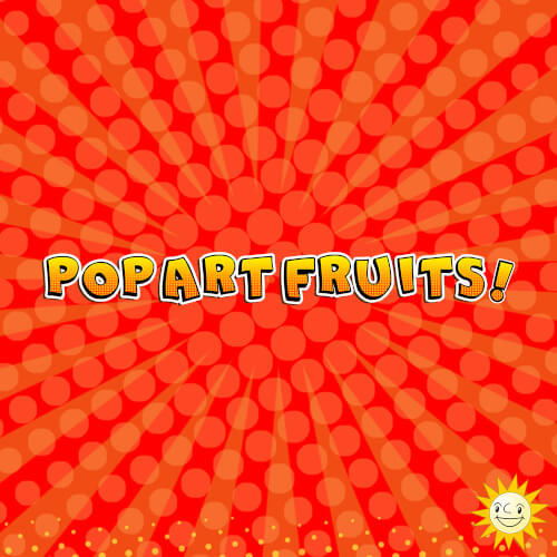 Pop Art Fruits