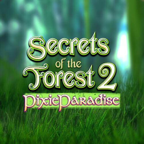 Secrets Of The Forest 2: Pixie Paradise