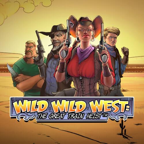 Wild Wild West:The Great Train Heist